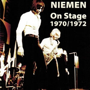 Album Cover of Niemen, Czeslaw - On Stage 1970/1972