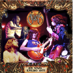 Album Cover of Crucis - En Vivo Enero 1977 (Vinyl)