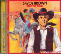 Album Cover of Savoy Brown - Jack The Toad + 5 Bonus