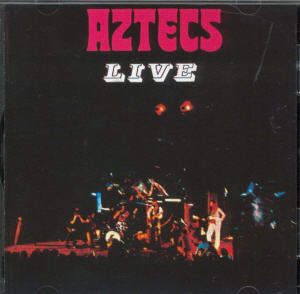 Album Cover of Aztecs - Live
