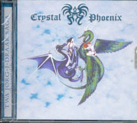 Album Cover of Crystal Phoenix - The Legend Of The Two Stonedragons