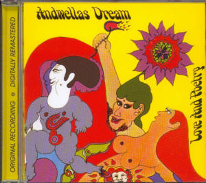 Album Cover of Andwellas Dream - Love and Poetry + Bonus