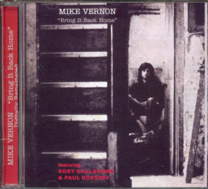 Album Cover of Vernon, Mike - Bring it back home