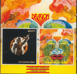 Album Cover of Dragon - Universal Radio & Scented Gardens For The Blind