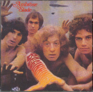 Album Cover of Ambrose Slade (Pre-Slade) - Beginnings