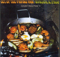Album Cover of Wynder K. Frog - Out Of The Frying Pan + 1 Bonus