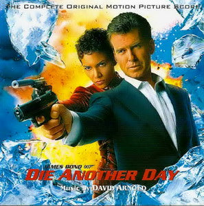 Album Cover of Arnold, David - Die Another Day (Original Motion Double CD Score)