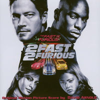 Album Cover of Arnold, David - The Fast and The Furious (Score CD)