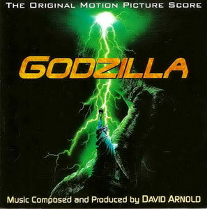 Album Cover of Arnold, David - Godzilla / Godzilla 2000 (2 Scores on 1 CD)