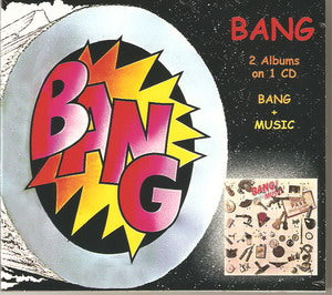 Album Cover of Bang - Bang & Music (2 on 1 Digipak)