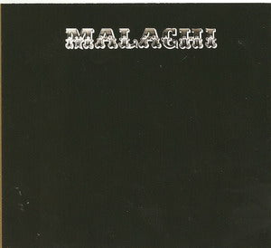 Album Cover of Malachi - Malachi  (Digipak CD)