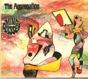 Album Cover of Aggregation, The - Mind Odyssey  (Digipak)
