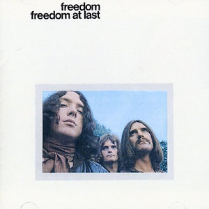 Album Cover of Freedom - Freedom At Last