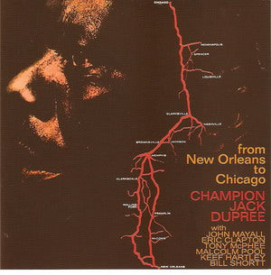 Album Cover of Champion Jack Dupree - From New Orleans To Chicago