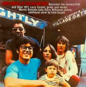 Album Cover of Coryell, Larry - At The Village Gate