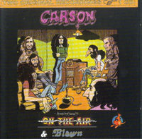 Album Cover of Carson - On The Air + Blown (2 on 1 CD)