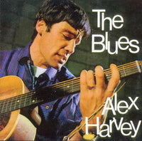 Album Cover of Harvey, Alex - The Blues
