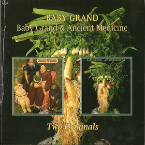 Album Cover of Baby Grand - Baby Grand & Ancient Medicine (2on1 Digipak CD)