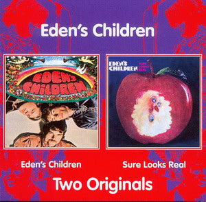 Album Cover of Eden's Children - Eden's Children & Sure Looks Real (2on1 CD)