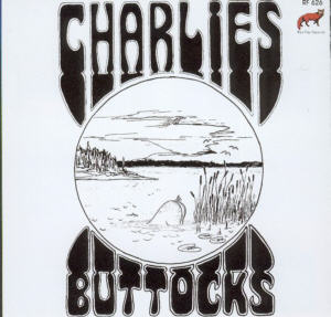 Album Cover of Charlies - Buttocks
