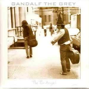 Album Cover of Gandalf The Grey - The Tin Angel