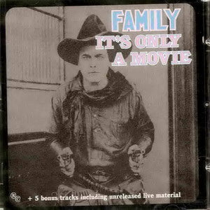 Album Cover of Family - It's Only A Movie + Bonus