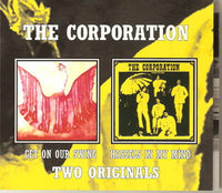 Album Cover of Corporation, The - Get On Our Swing & Hassels In My Mind  (2 on 1 Digipak)