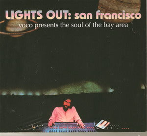 Album Cover of V.A. - Lights Out: San Francisco - Voco presents The Soul Of The Bay Area  (Digipak)