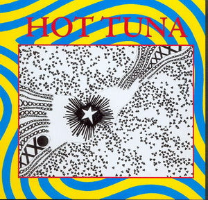 Album Cover of Hot Tuna - First Pull Up Then Pull Down