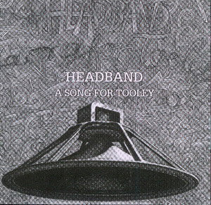Album Cover of Headband - A Song For Tooley