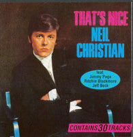 Album Cover of Christian,Neil - That's Nice  + Bonus
