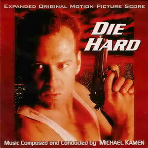 Album Cover of Kamen, Michael - Die Hard (Score-CD)