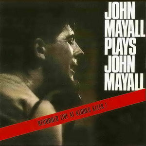 Album Cover of Mayall, John - Plays John Mayall