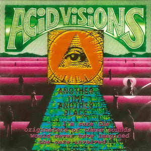 Album Cover of V.A. - Acid Visions Vol. 8 - Another Time, Another Place