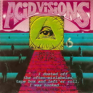 Album Cover of V.A. - Acid Visions Vol. 6 - House of Fire