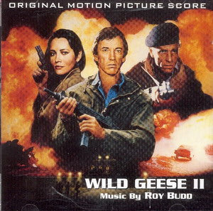 Album Cover of Budd, Roy - Wild Geese & Wild Geese II (2 Scores on 1 CD)
