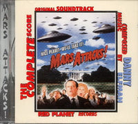 Album Cover of Elfman, Danny - Mars Attacks ! (Original Motion Picture Score CD)