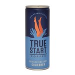 TrueStart Vanilla Coconut Cold Brew Coffee