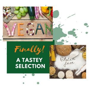 Vegan & Gluten Free Snack Box