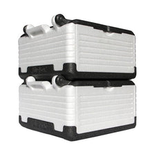 Laden Sie das Bild in den Galerie-Viewer, Lisk. Box Ice Bear Classic 23l - isolierte faltbare Thermobox
