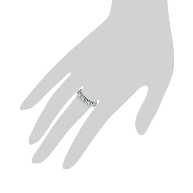 Diamond Twist Ring Image 3