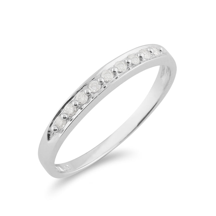 Diamond Eternity Ring Image 2