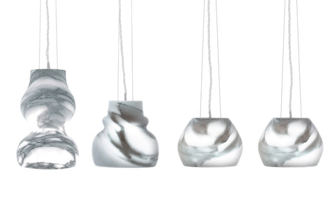 The Marble Pendants