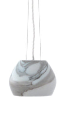 The Charlotte - marble pendant