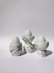 The Spindle Eggcups - set of three!