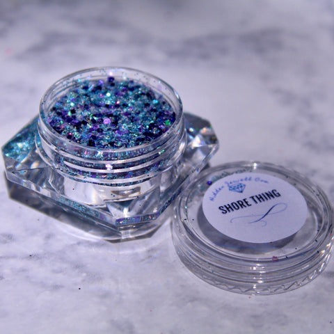 Shore Thing Ultra Loose Glitter
