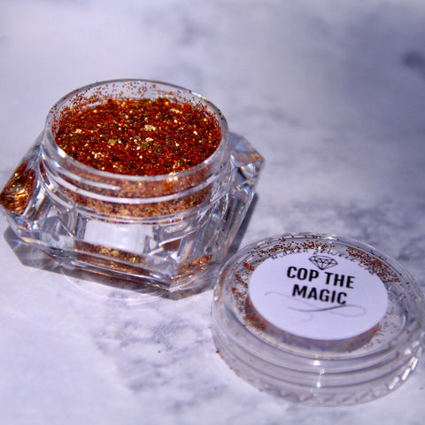 Cop The Magic Ultra Loose Glitter