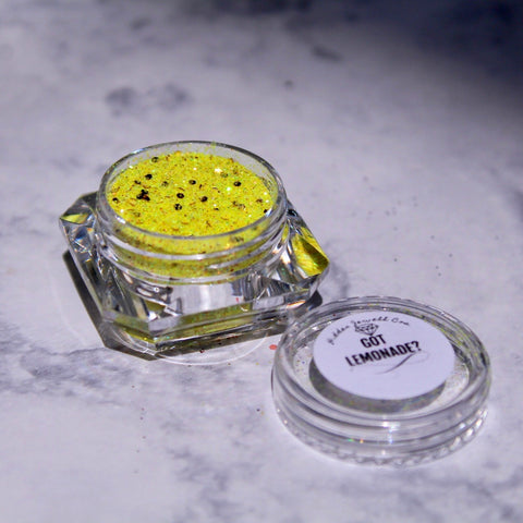 Got Lemonade? Ultra Loose Glitter