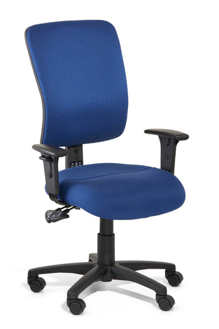 Boxta Ergonomic Chair with Arms