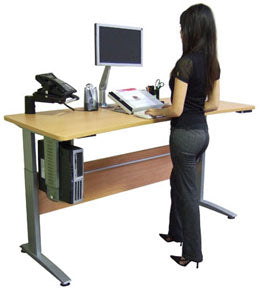 Free Height Adjustable Sit Stand Desk Trial